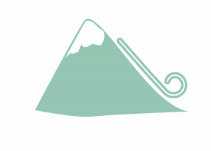 avalanche vector graphic