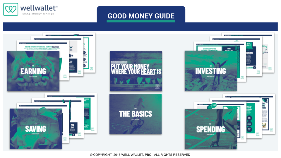 Preview of the Well Wallet Good Money Guide