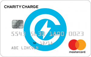 Charity Charge card