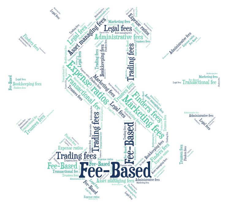 the fees of fee-based brokers